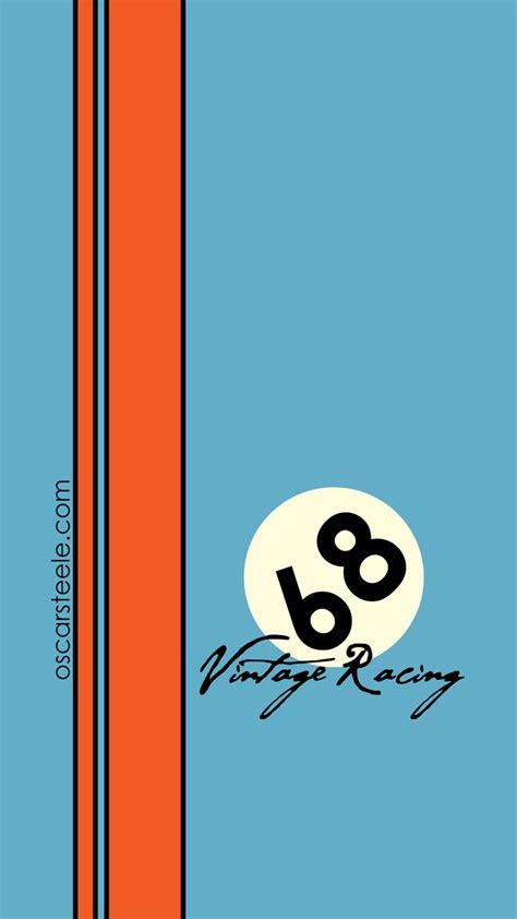 racing iphone wallpaper 68 vintage racing iphone ios 6 plus wallpaper on behance