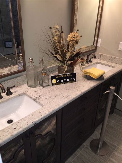bathroom granite ideas 33 best images about white granite installations on