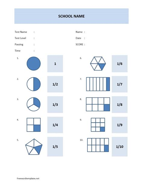 math templates 28 free math templates math worksheet 12