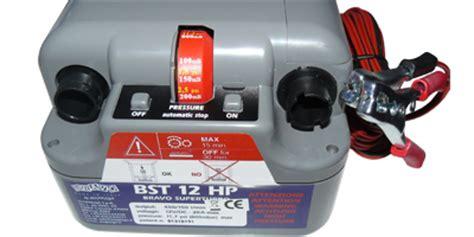 Kompresor 1 Hp Vysokotlak 253 Kompresor Bst 12v Hp P蟇j芻ovna Lod 237 H2o Sport