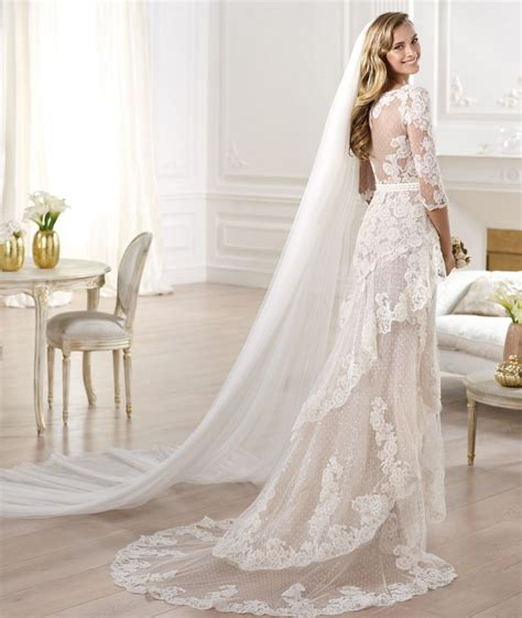 Brautkleid Pronovias by 20 Favorite Wedding Gowns From Atelier Pronovias 2014 Onewed