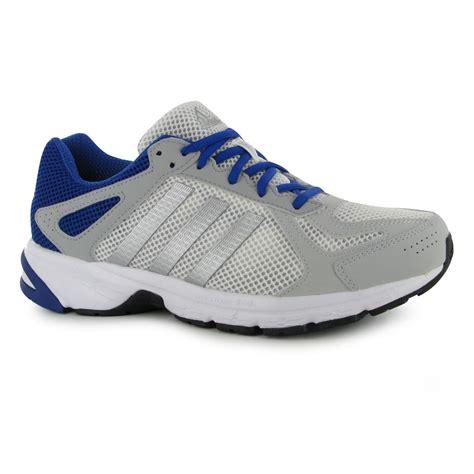 Adidas Duramo Silver Sepatu Sports Casua Running adidas mens duramo lace up running trainers run sports shoes footwear ebay