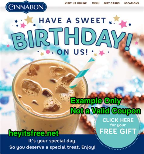 Cinnabon Gift Card - does cinnabon have gift cards lamoureph blog