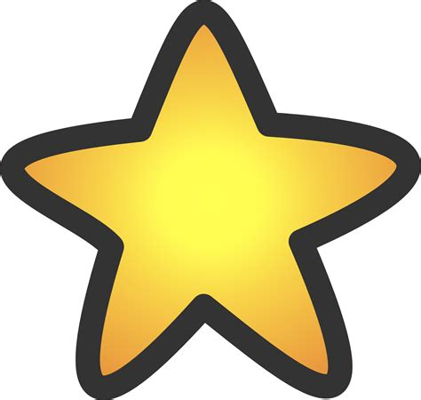 image gold star free download clip art free clip art clipart library