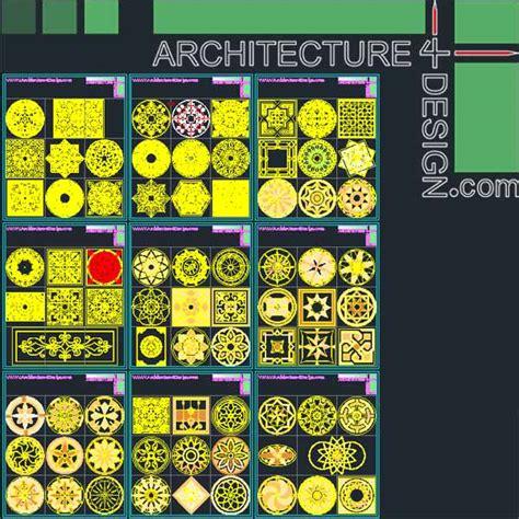 floor pattern cad block 77 flooring design patterns for autocad dwg file