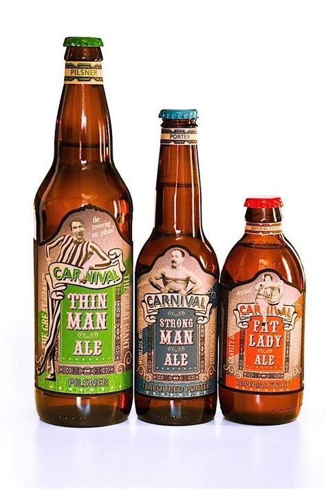 designspiration beer carnival ale a student project by the looks of things