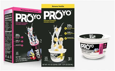 protein yogurt brands proyo is set to debut new branding fdbusiness
