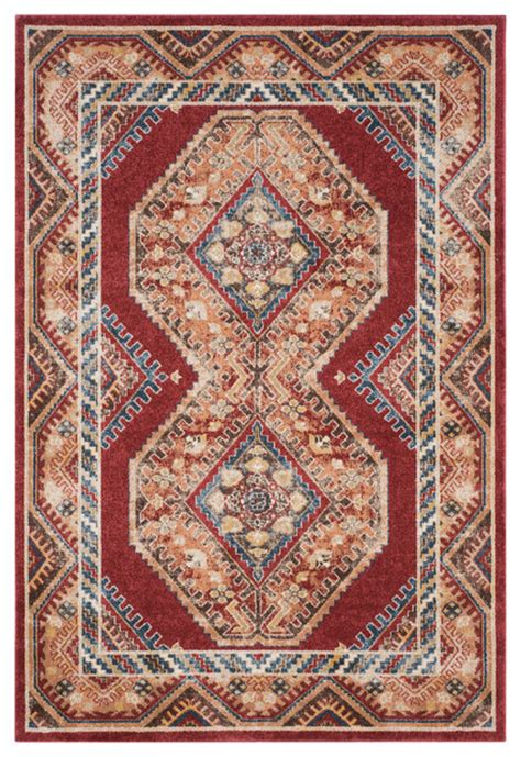 dalton rugs dalton area rug rust 3 x5 traditional area rugs by safavieh