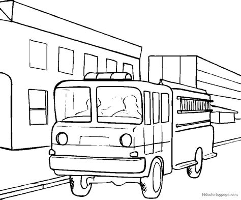 truck coloring page printable pickup truck coloring pages bestofcoloring com