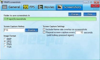 fraps full version cost how to take screenshots in pc games