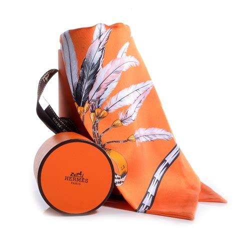 New Hermes Maxi hermes silk brazil maxi twilly orange 71312