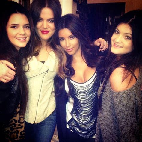 cele bitchy khloe kardashian kylie kendall jenner who looked khloe kardashian kylie jenner photos photos celebrity