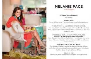 fashion stylist melanie pace the everygirl