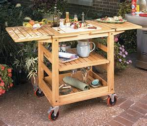 patio serving carts on wheels patio serving cart plan