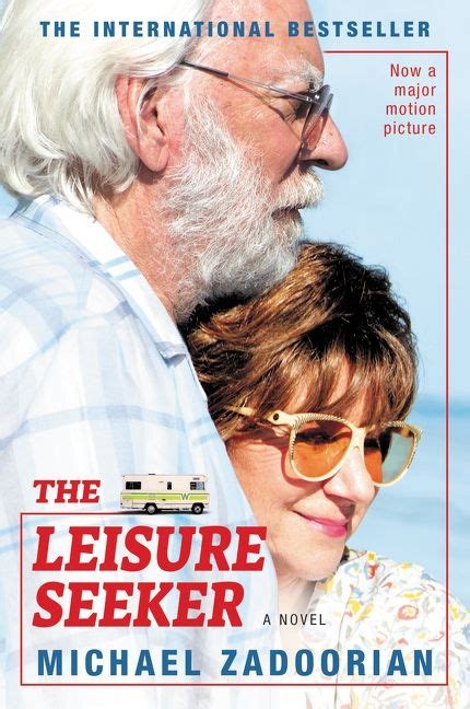 the leisure seeker tie in michael zadoorian
