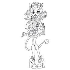 monster high dog coloring pages top 25 free printable mighty morphin power rangers