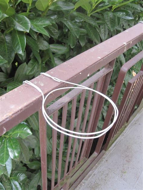 rail hanging planters best 25 railing planters ideas on fence