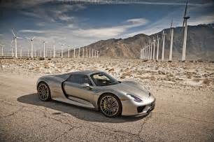 Porsche Spyder 2015 2015 Porsche 918 Review And Rating Motor Trend