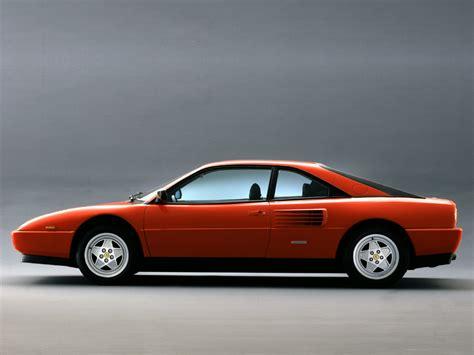 Ferrari Mondial T by 1989 1993 Ferrari Mondial T Review Top Speed