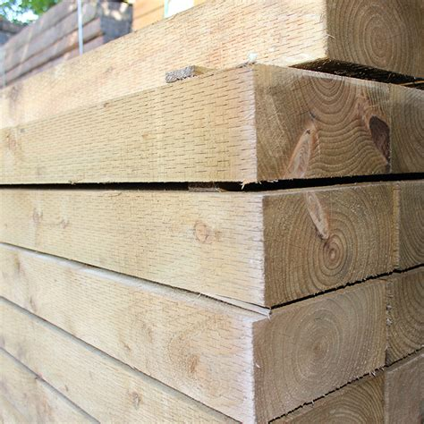 Where To Buy Sleepers by New Eco Friendly Treated Railway Sleepers Buy Incised