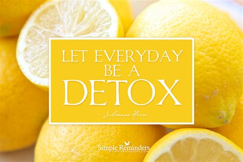Detox Everyday by Immune Function Plant Based Dietitian
