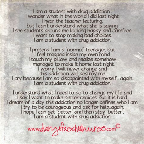 tion poem this poem will your if you diary of a school i am a student with Addi