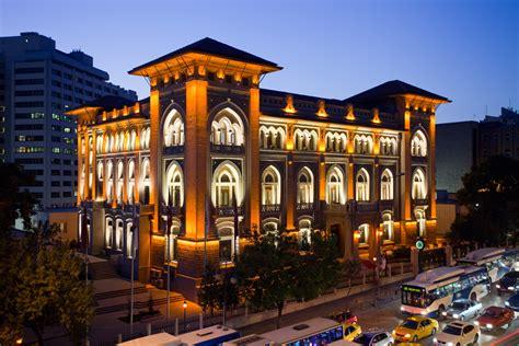 Domestic Projects > Ziraat Bank HQ   Ulus   CREALUX   CREA