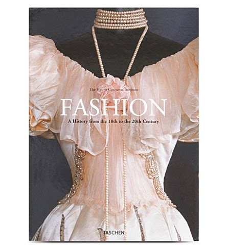 fashion history from 18th 20th century wh smith fashion history a history from the 18th to the
