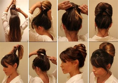 hacks for hairstyles ad lazy gir hairstyling hacks 22 designstown creative