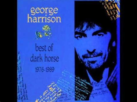 george harrison best album george harrison quot best of 1976 1989