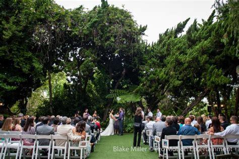 Sd Botanical Garden San Diego Botanic Garden Wedding