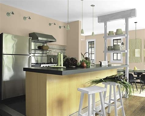 small kitchen wall color create a warm and inviting space with barcelona beige sw 7530 and