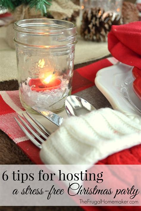 6 tips for hosting a stress free christmas party day 21