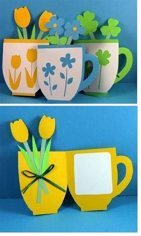 tea crafts for easy craft ideas for to make at home my daily