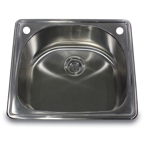 kitchen sinks self d shaped single bowl kitchen
