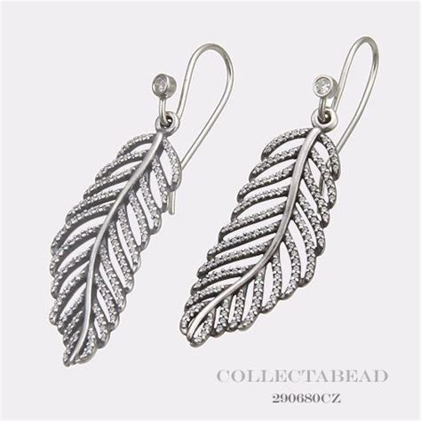 pandora light as a feather earrings 1000 images about earrings on feather