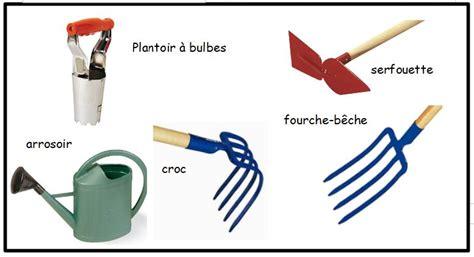 Noms Des Outils De Jardinage by Qui Dit Nature Dit Jardinage Ecole Maternelle Ren 233