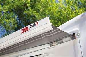 fiamma f45l motorcaravan awning by fiamma new products