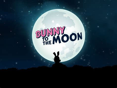 I To The Moon bunny to the moon android androidtab db
