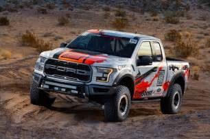 Pictures Of Ford Raptor 2017 Ford F 150 Raptor To Go Desert Racing