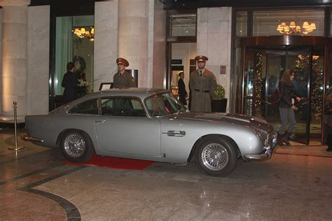 Hire Aston Martin Db5 Aston Martin Db5 Hire The Ultimate Bond Car