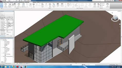 tutorial revit roof autodesk revit tutorials 16 modifying the roof to cover