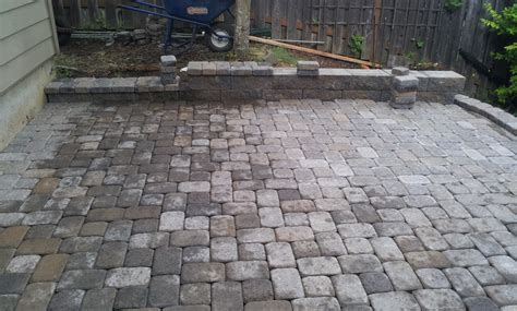Outdoor Brick Pavers Patio Outdoor Brick Pavers For Backyard Hardscape Ideas
