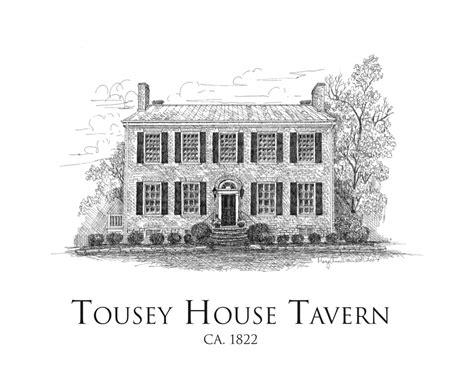 tousey house tousey house tavern to hold taste of the decades bourbon