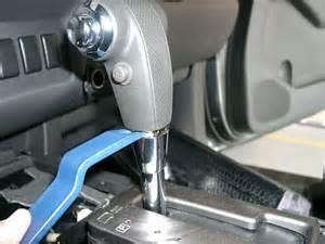 2008 Nissan Altima Shift Knob Anyone How To Remove Auto Shift Knob Page 2