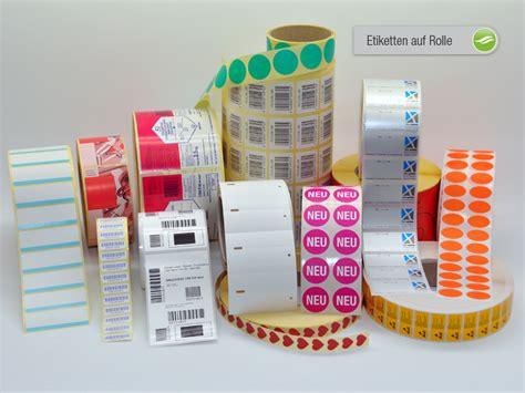 Aufkleber Von Der Rolle Drucken by Antegis Etiketten Barcodesysteme Berlin