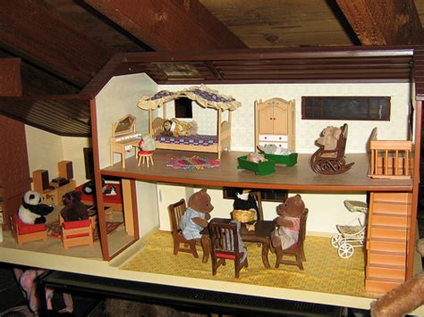 smaller homes tomy smaller homes and gardens dollhouse flickr photo