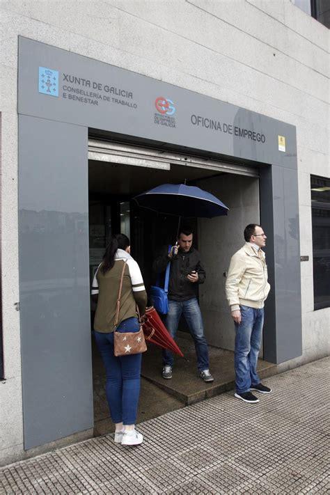 inem oficinas el paro aument 243 en octubre en 1 846 personas en galicia