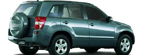 Maruti Suzuki Grand Vitara Specifications Maruti Suzuki Grand Vitara Review Grand Vitara Price