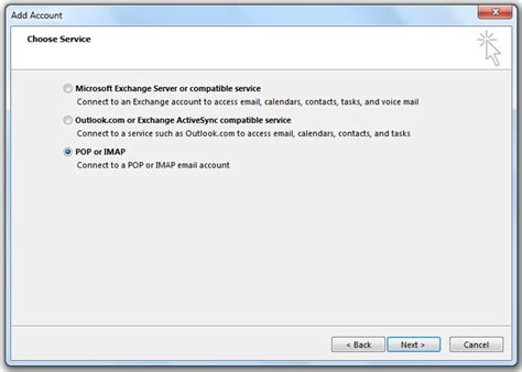 server gmail how to configure the gmail settings for outlook